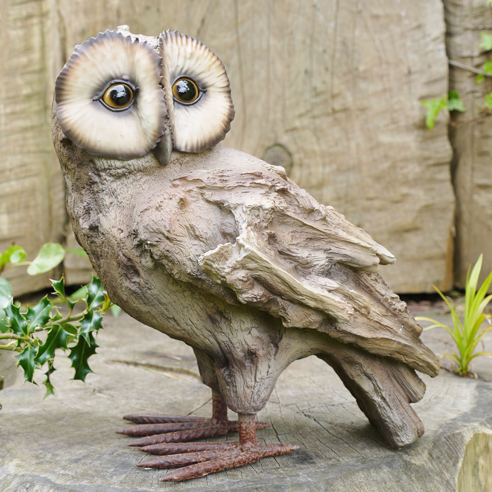 Bird Garden Ornaments UK - Candle And