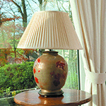 Jenny Worrall Glass Table Lamps