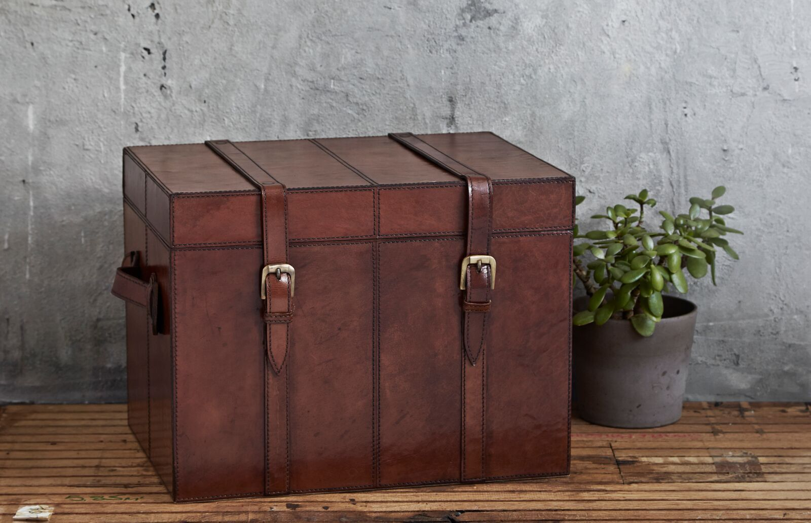 Leather Trunks Leather Coffee Table Small Leather Chest