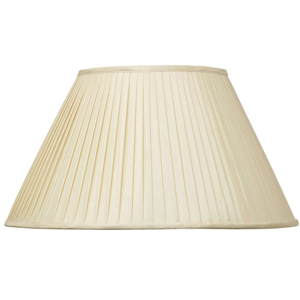 lighting lamp shades. Faux Silk Shade Pleat 20\ Lighting Lamp Shades