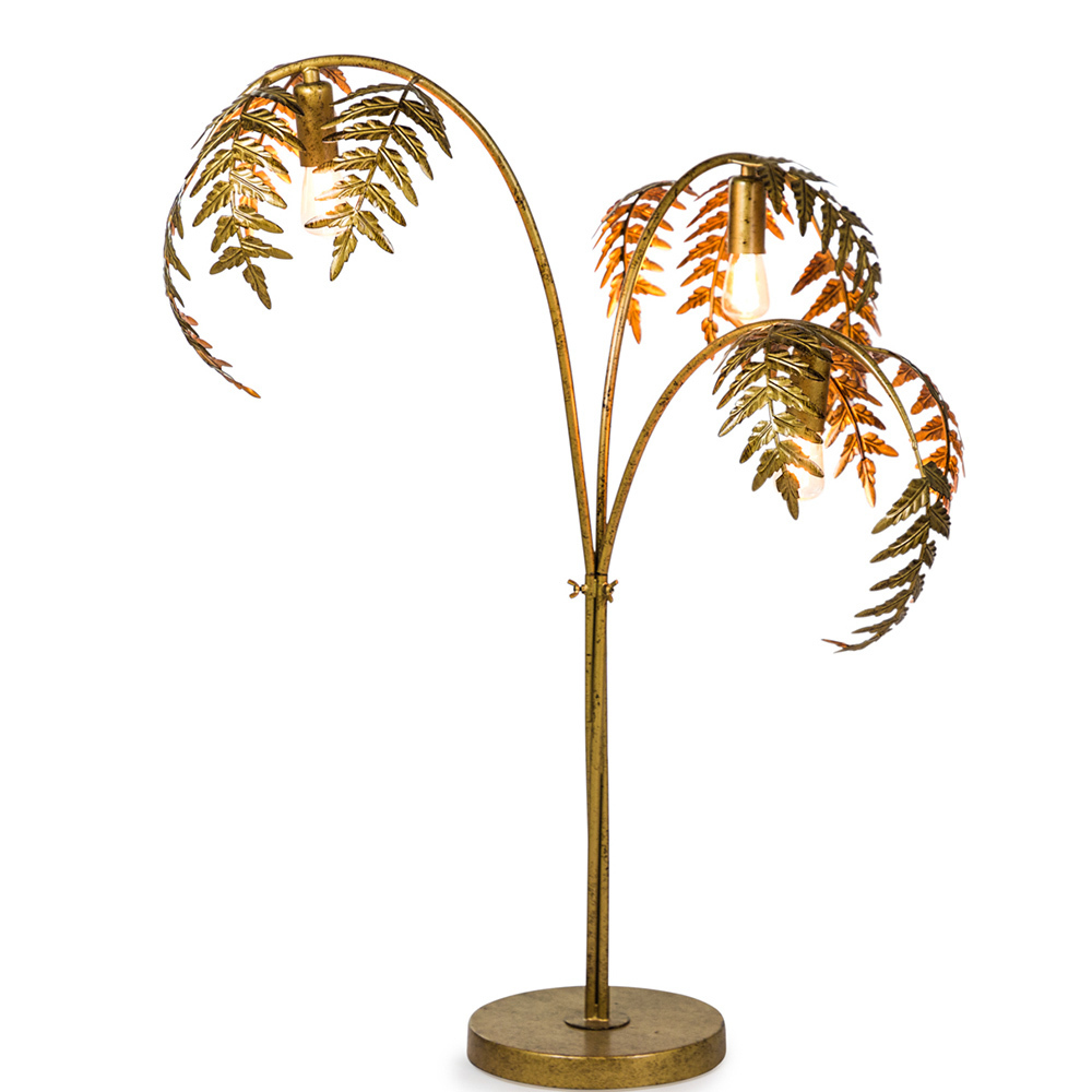Palm Leaf Table Lamps Uk Tall Table Lamps Uk Candle And Blue