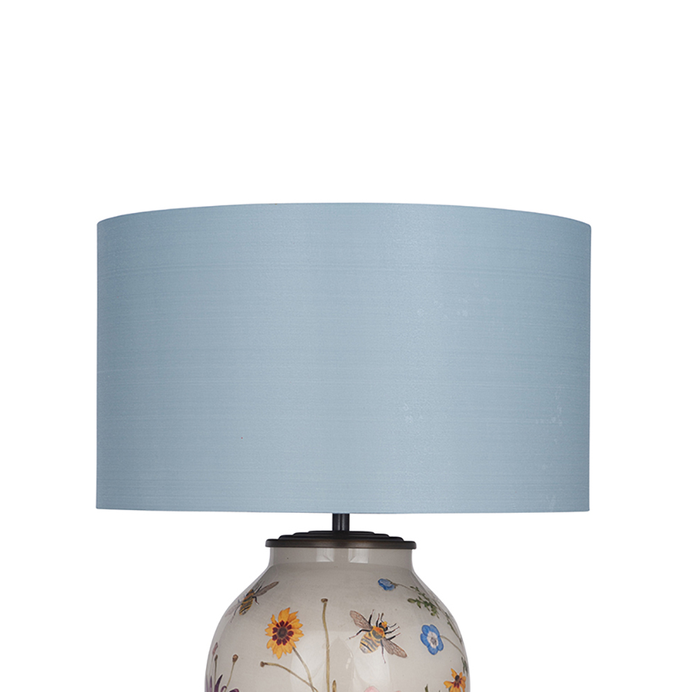 Duck Egg Blue Table Lamp Shade Shade For Jw77 Candle And Blue