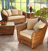 Cane Conservatory Furniture Laluna 2 Piece Suite