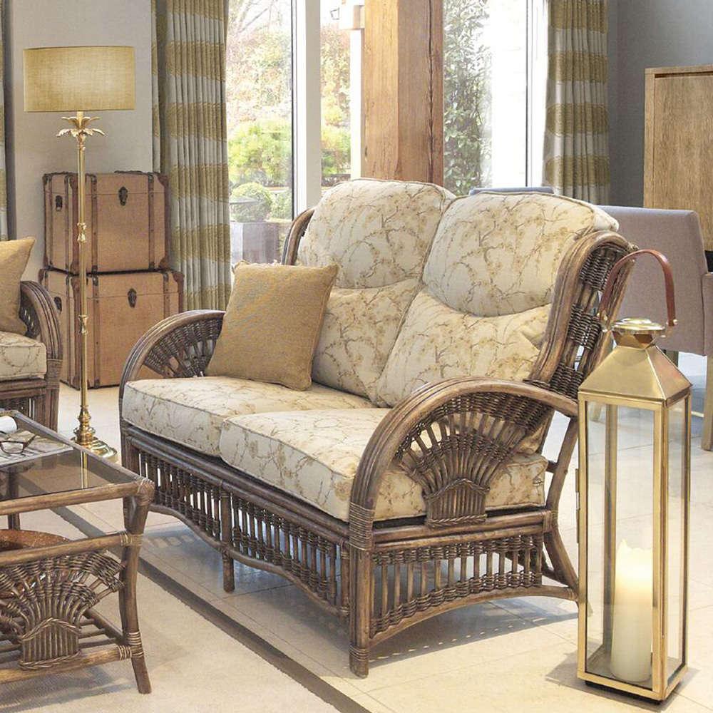 Ordinaire Conservatory Rattan Furniture Miami Sofa