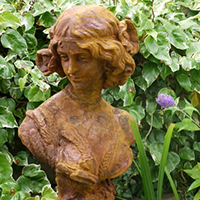 Garden Statues and Busts