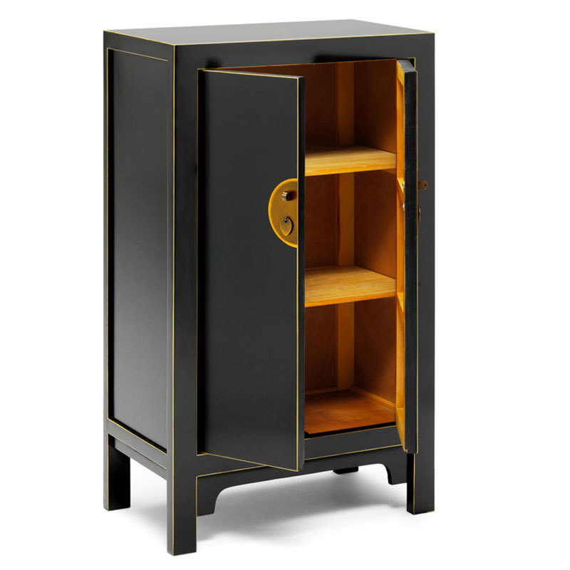 A Japanese Inspired Apartment With Plenty Storage Systems: Chinese Cabinets UK - Candle
