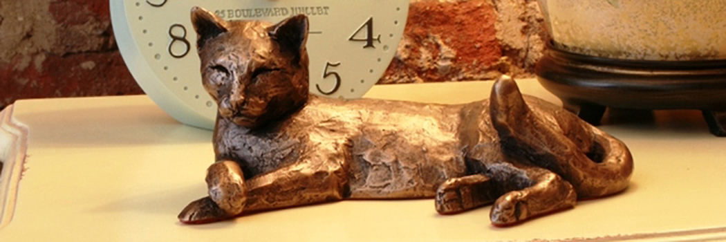 paul jenkins hare sculptures