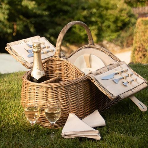 2 Person Picnic Hamper Chester
