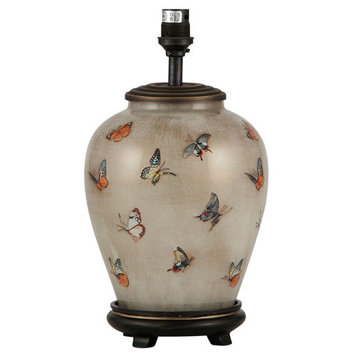 Jenny Worrall Butterflies Small Table Lamp