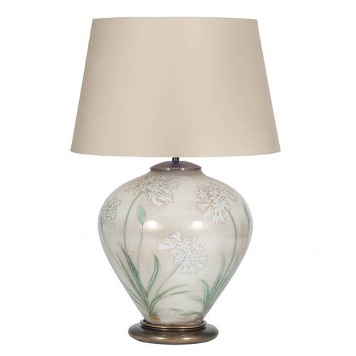 Jenny Worrall Agapanthus Table Lamp
