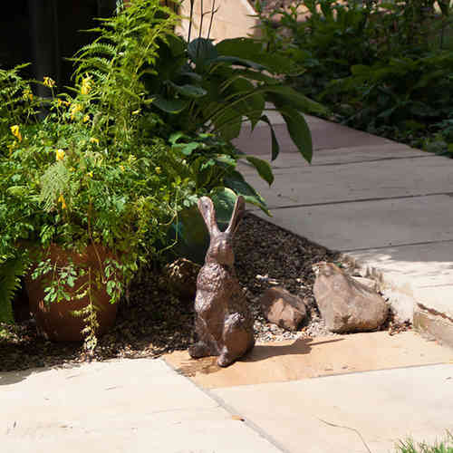 Rabbit Garden Ornament or Sculpture