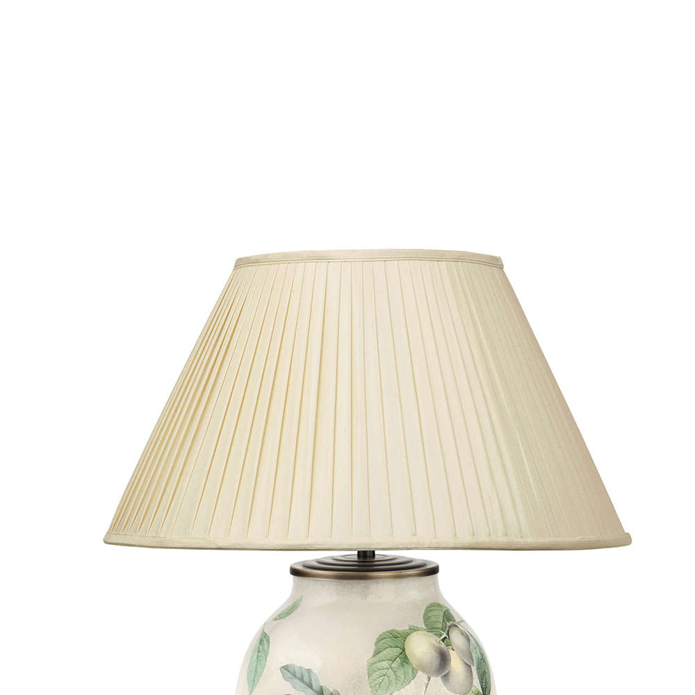 Silk Pleat Shade 16inch Jenny Worrall, Silk Lamp Shades For Table Lamps Uk