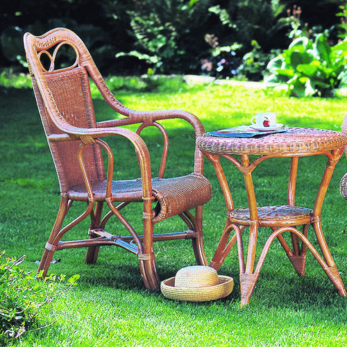 Cane Conservatory Chair Southwold Candy Brown