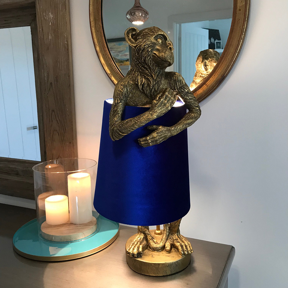Quirky Fun Monkey Table Lamp