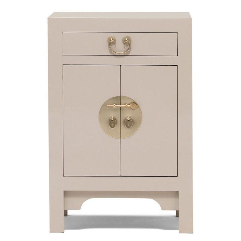 Oriental Style Bedside Cupboard, Oriental Style Furniture