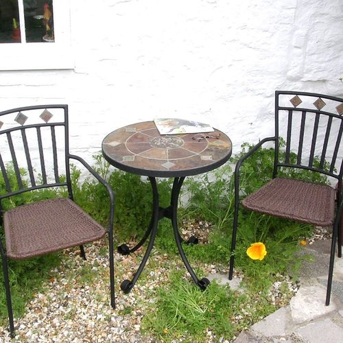 Cotswold Patio Small Table And Chair Set
