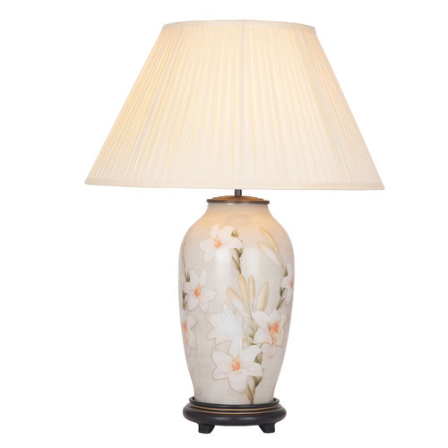 Jenny Worrall Tall Lily Urn Table Lamp Base