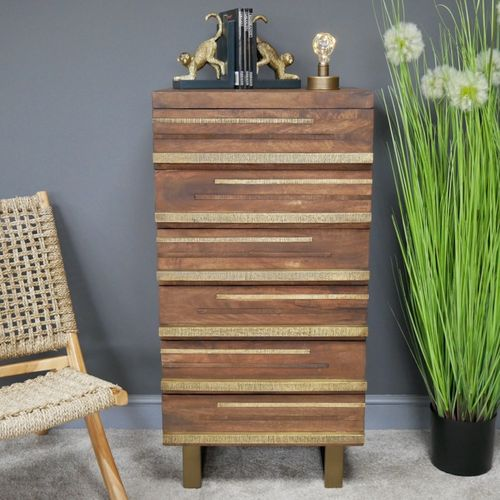 Alyssum Tall Chest of Drawers